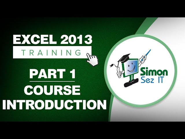 Microsoft Excel 2013 Tutorials for Beginners