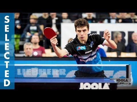 Jakub Dyjas vs Mihai Bobocica (TTBL Selected)