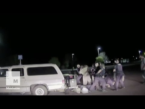 Police Release Dash Cam Footage Of Deadly Wal-Mart Parking Lot Brawl | Mashable