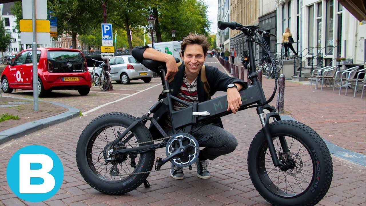 Lichte E Bike : Eerste indruk: de mate x is een beest van een e bike 🚲 youtube
