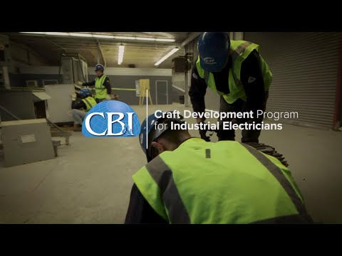 CB&I's Craft Development Program for Industrial Electricians