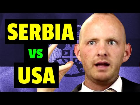 Foreigner REACTS to Serbian Life | Serbia is Amazing!