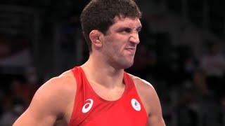 Путь к ФИНАЛУ! Все схватки Заурбека Сидакова на Олимпиаде-2020