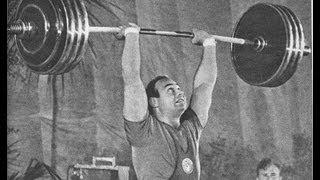 Тяжёлая атлетика - Мотивация