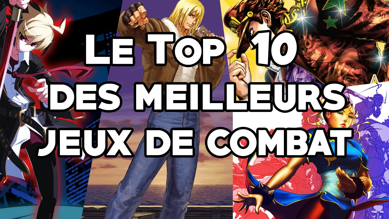 le top 10 des meilleurs jeux de combat youtube. Black Bedroom Furniture Sets. Home Design Ideas