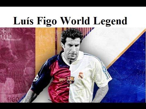 Review Luís Figo World Legend