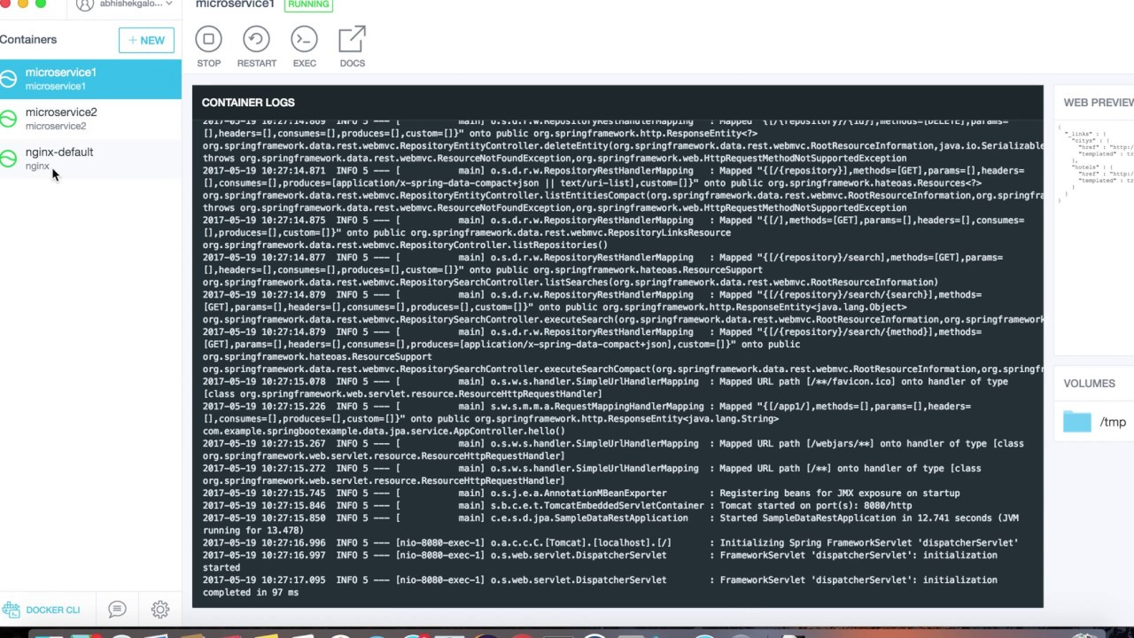 How to install Nginx as a reverse proxy server with Docker - Little