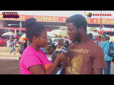 Hilarious street quiz on the Streets of Accra - MUST WATCH