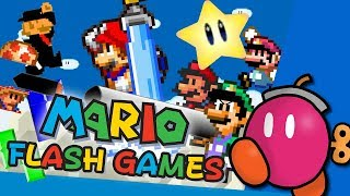 Old Mario Flash Games