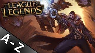 A-Z League of Legends: Jayce - ZACIĘTA WALKA NA TOPIE