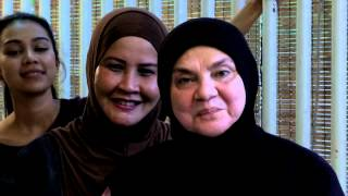 MeleTOP Sambutan AidilAdha di Kelantan bersama Neelofa Sharifah Sakinah 15 10 2013