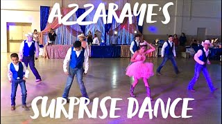 Azzaraye's Surprise Dance 2020 (Bachata, Huapango, Cumbia, Country)
