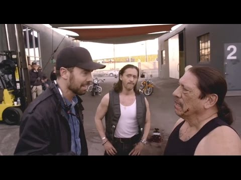 WHAT WOULD TREJO DO  David Banks Clifton Collins Jr Danny Trejo