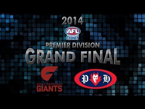 2014 AFL Sydney Premier Division Grand Final