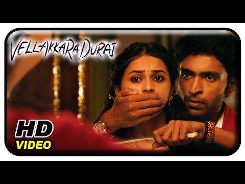 Vellaikaara Durai Movie Scenes | Vikram...