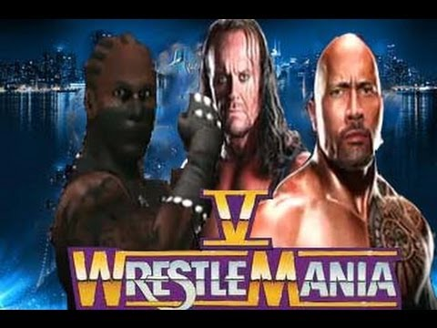 YWE Wrestlemania 4 Highlights