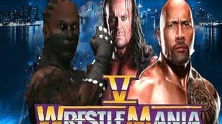 YWE Wrestlemania 4 Highlights
