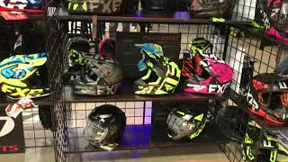 FXR Snow 2020 Race & tillbehör