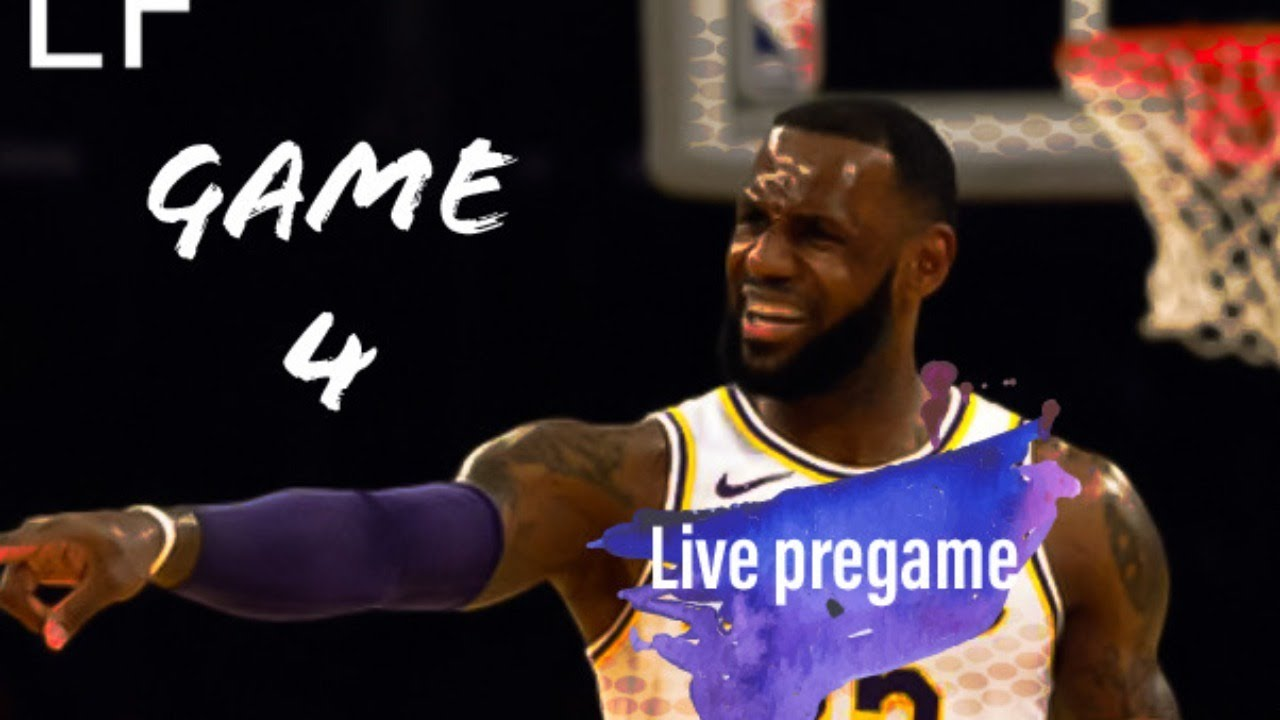 Lakers Nuggets Game 4 Pregame Live with DTLF!