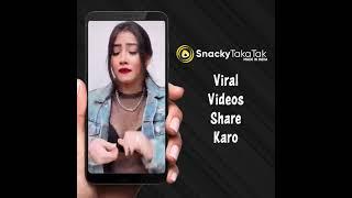 Snacky Takatak video add screenshot 5