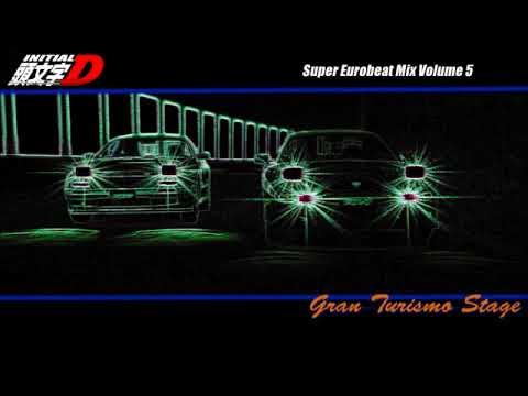 Super Eurobeat Mix Vol.5 (3 HOUR SPECIAL)