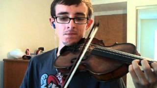 Blue Bird - Naruto Shippuden 3rd Opening on Violin