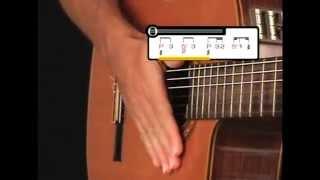 Aula de violão - Batida de Samba - Joao Bosco
