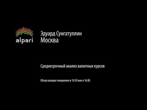 Среднесрочный анализ валютных курсов 12.04.2016