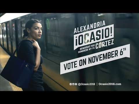 The Courage to Change | Alexandria Ocasio-Cortez