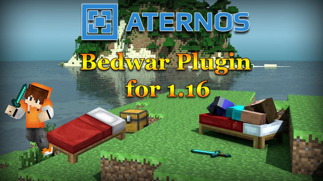 Source minecraft code plugin bedwars LOBBYSYSTEM V1