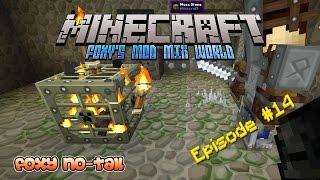 Minecraft - Foxy's Mod Mix [14] - Super Scary Spider Spawner