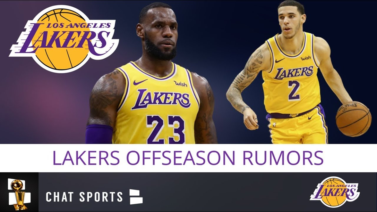 9cd4a7a6ab24 Lakers Rumors  3 Huge 2019 Offseason Storylines For LeBron James ...