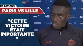 VIDEO: REACTIONS : PARIS SAINT-GERMAIN vs LILLE