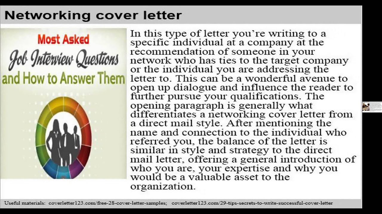Top 7 project administrator cover letter samples - YouTube
