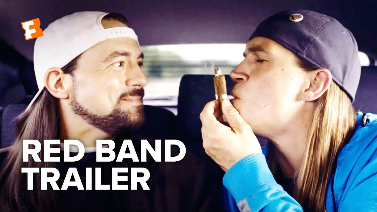 Download Jay and Silent Bob Reboot Comic-Con Red Band Trailer #1 (2019)   Movieclips Trailers