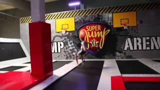 instant video play trampolinhalle maxxfun linz vlog. Black Bedroom Furniture Sets. Home Design Ideas