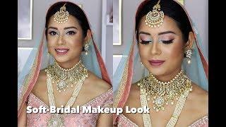 Soft South-Asian Bridal Makeup | Engagement Bride | Indian, Bangladeshi and Pakistani Bridal look