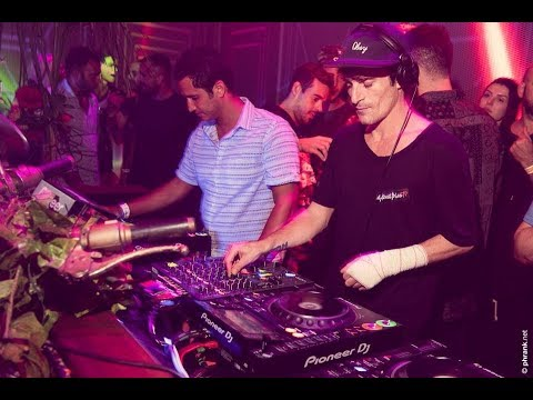 DJEBALI b2b CHRIS CARRIER b2b GAUTHIER DM · Keep on Dancing at Heart Ibiza © AllaboutibizaTV