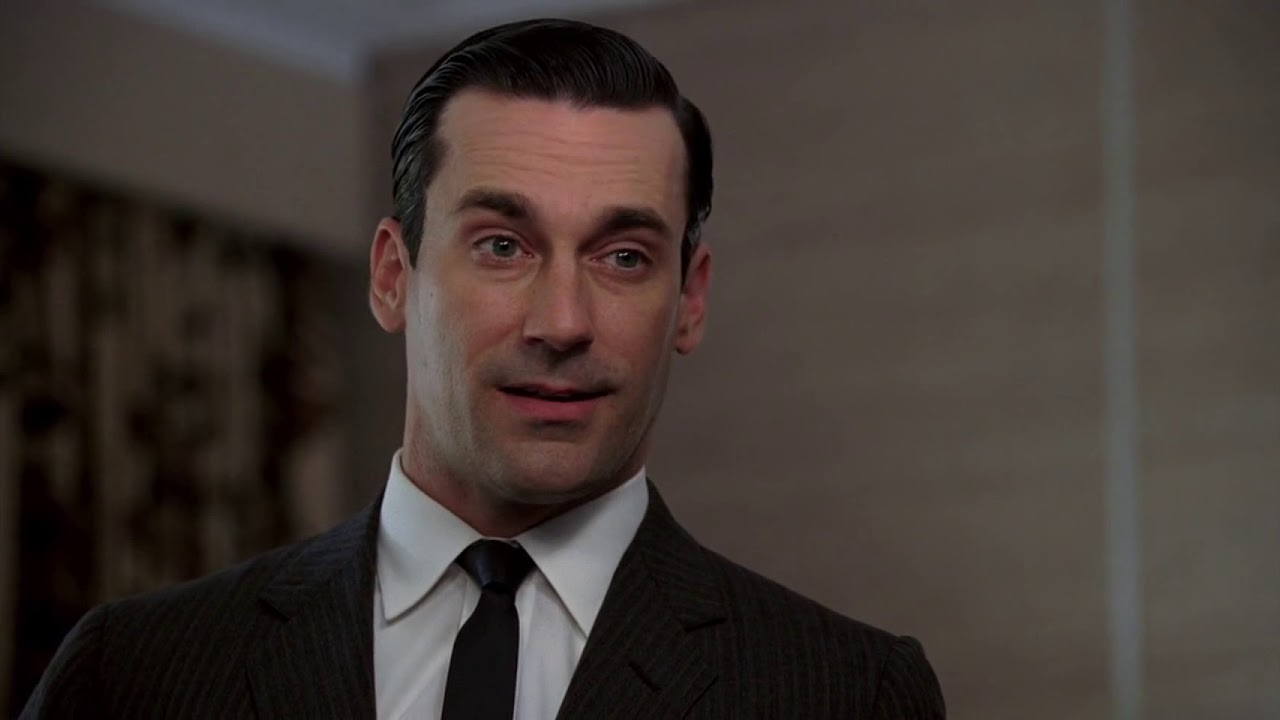Download The Carousel Pitch from Mad Men Season 1 Episode 13