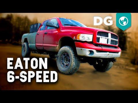 24v Dodge Ram Transmission Problem Fixed With Eaton Fuller