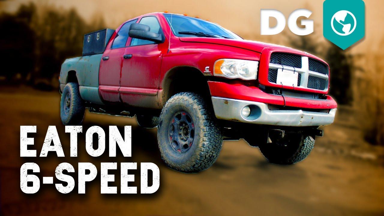 24v Dodge Ram Transmission Problem Fixed With Eaton Fuller Swap