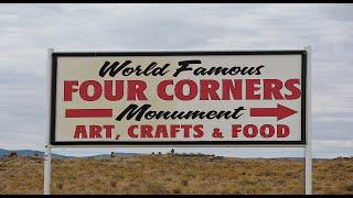 Four Corners Monument Navajo Tribal Park Navajo Nation Parks Recreation Southwest Scenic Music