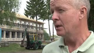 В Богословке проходит капитальный ремонт местной школы