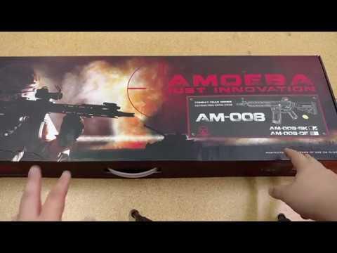 Elite Force Generation 5 Ares AM-008 Unboxing!