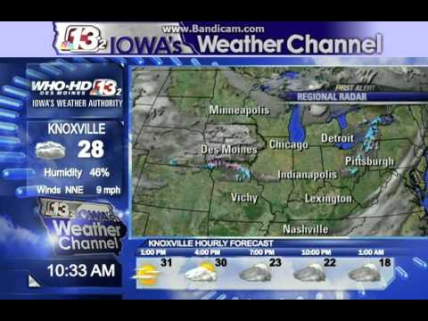 WHO-DT 13.2 / Des Moines-Ames (Iowa's Weather Channel)