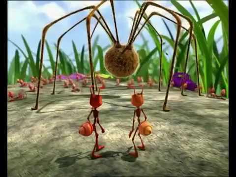 Semut Lomba Lari Lucu Penuh KECURANGAN tapi bikin ngakak