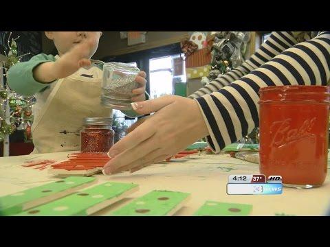 DIY craft room opens up in Valley, Nebraska