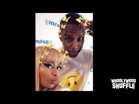 Nicki Minaj Doesn't Hold Back in New Interview with DJ Whoo Kid