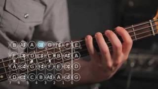 How to Play an E Major Scale | Bass Guitar