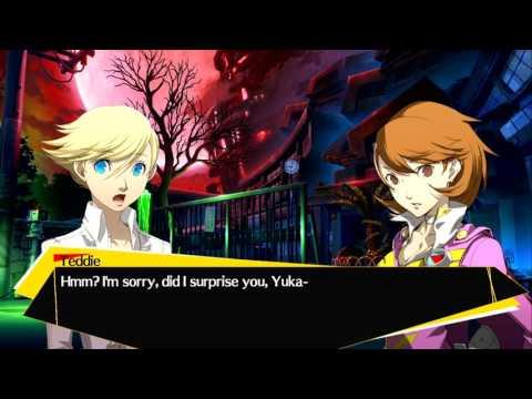 Persona 4 Arena Ultimax Story Mode Persona 3 Chapter 6 [Yukari]